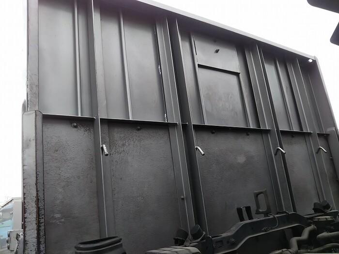 日野 レンジャー 中型 平ボディ アルミブロック ベッド|積載 3.8t トラック 画像 ステアリンク掲載