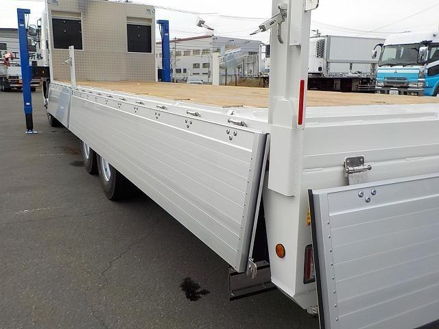 日野 プロフィア 大型 車輌重機運搬 4段クレーン ラジコン 画像8
