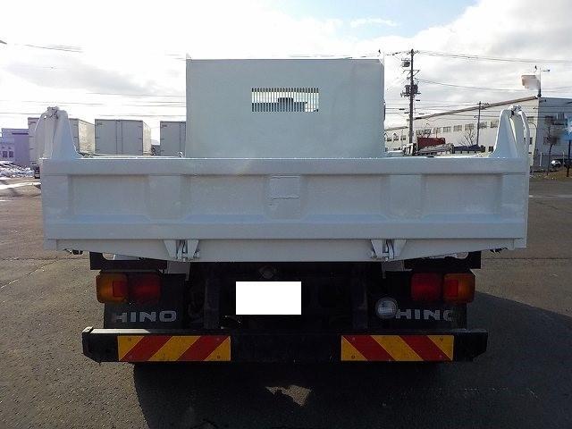 中古 ダンプ中型 日野レンジャー トラック H28 TKG-FC9JCAP
