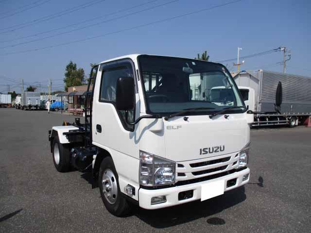 中古 アームロール小型 いすゞエルフ トラック H31/R1 TPG-NKR85AN