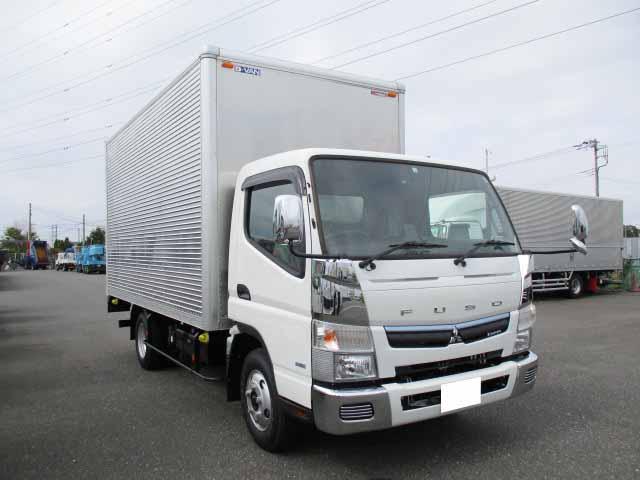 中古 アルミバン小型(2トン・3トン) 三菱キャンター トラック H31/R1 TPG-FEB50