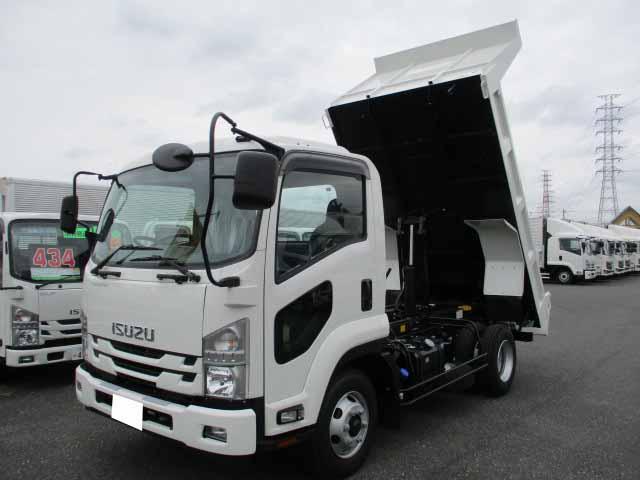いすゞ フォワード 中型 ダンプ 2RG-FRR90S2 H31/R1|車検 R3.3 トラック 画像 キントラ掲載