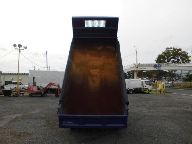 三菱 キャンター 小型 ダンプ コボレーン PA-FE71DBD 画像5