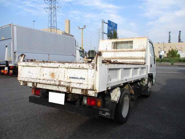 いすゞ エルフ 小型 ダンプ コボレーン BKG-NJR85AD|画像2
