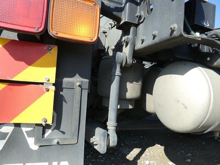中古 トラクタ大型 三菱スーパーグレート トラック H24 QKG-FP54VER