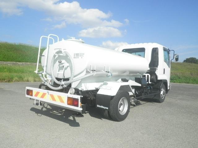 中古 タンク車中型 いすゞフォワード トラック H22 PKG-FRR90S2