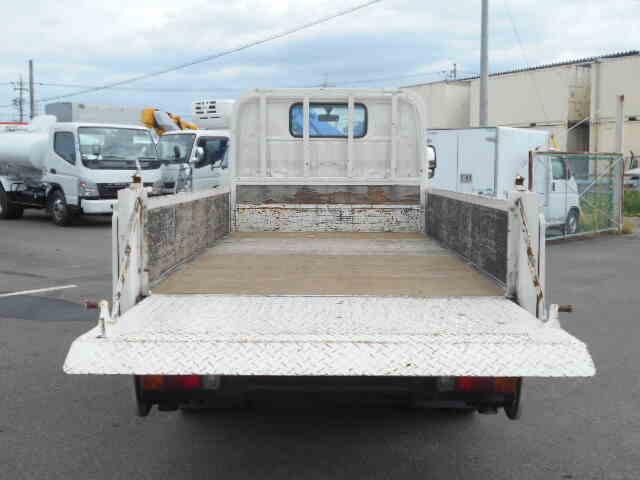 トヨタ ダイナ 小型 平ボディ パワーゲート TKG-XZC605 画像3