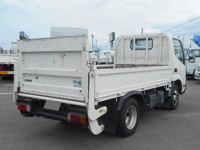 トヨタ ダイナ 小型 平ボディ パワーゲート TKG-XZC605 画像2