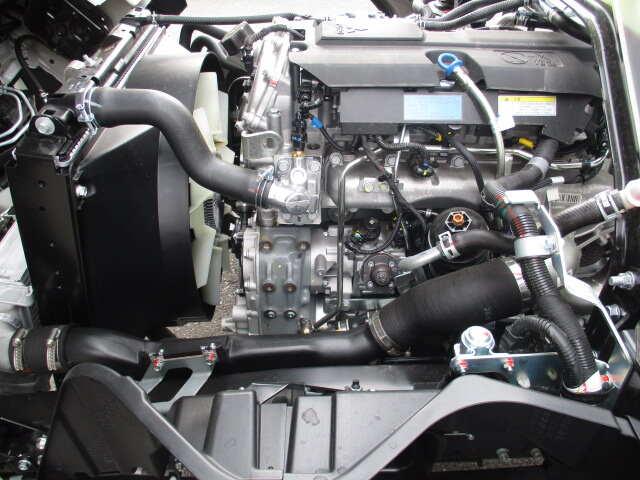 三菱 キャンター 小型 ウイング パワーゲート TPG-FEB80|運転席 トラック 画像 トラック王国掲載