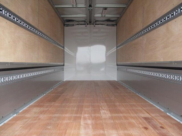 三菱 キャンター 小型 ウイング パワーゲート TPG-FEB80|トラック 背面・荷台画像 トラック市掲載