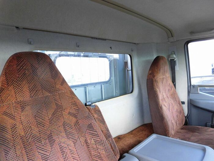 三菱 ファイター 中型 平ボディ 床鉄板 ベッド|リサイクル券 11,010円 トラック 画像 トラック市掲載
