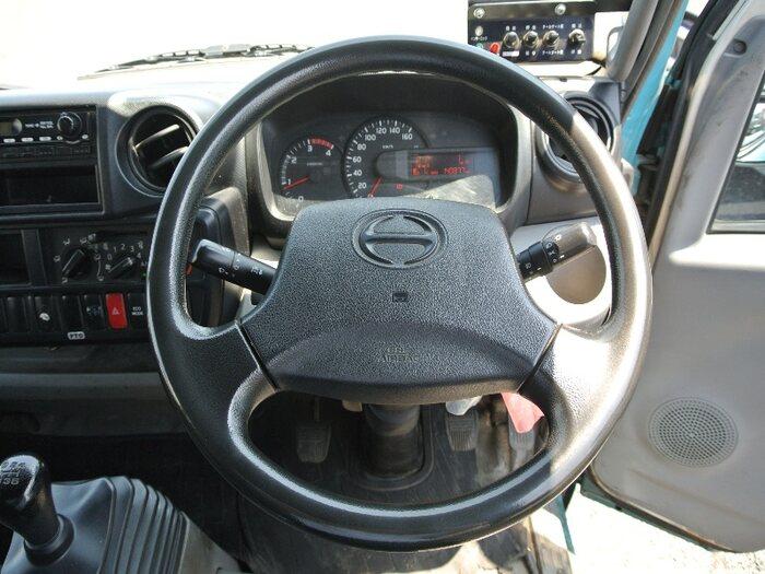 日野 デュトロ 小型 パッカー車 プレス式 TKG-XZU600X|画像9