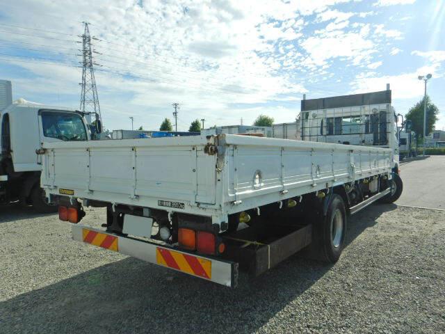 中古 平ボディ中型 日産UDコンドル トラック H24 SKG-MK38L