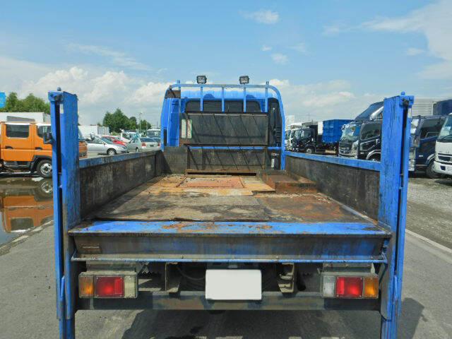 マツダ タイタン 小型 平ボディ Wキャブ パワーゲート|トラック 背面・荷台画像 トラック市掲載