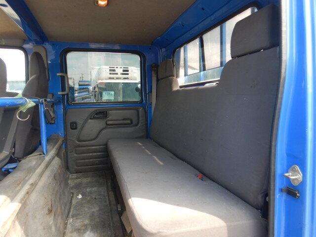 マツダ タイタン 小型 平ボディ Wキャブ パワーゲート|年式 H23 トラック 画像 トラックサミット掲載