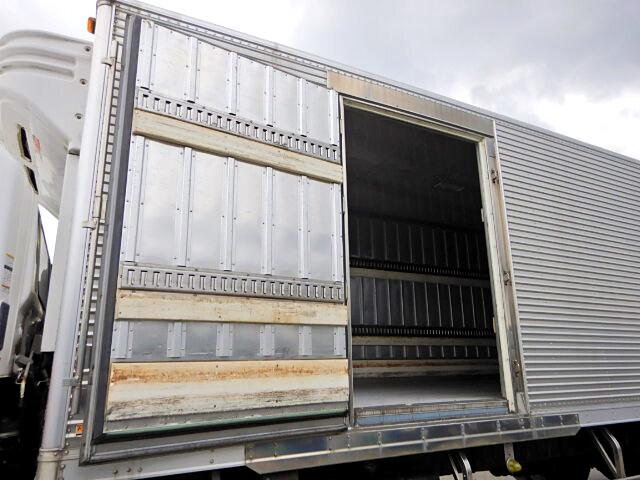 日野 レンジャー 中型 冷凍冷蔵 低温 パワーゲート 画像5