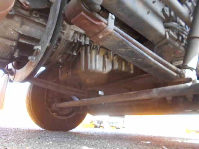 三菱 スーパーグレート 大型 ウイング エアサス ベッド|シャーシ トラック 画像 キントラ掲載