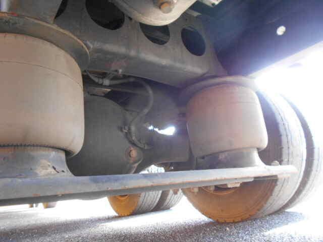三菱 スーパーグレート 大型 ウイング エアサス ベッド|タイヤ トラック 画像 トラック市掲載