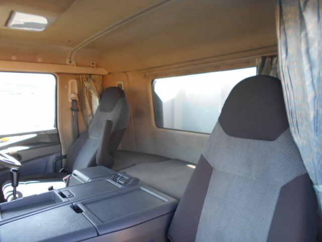 三菱 スーパーグレート 大型 ウイング エアサス ベッド|積載 13.3t トラック 画像 ステアリンク掲載