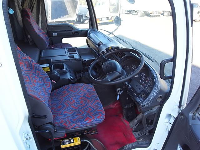 いすゞ ギガ 大型 アームロール ツインホイスト ベッド 画像4