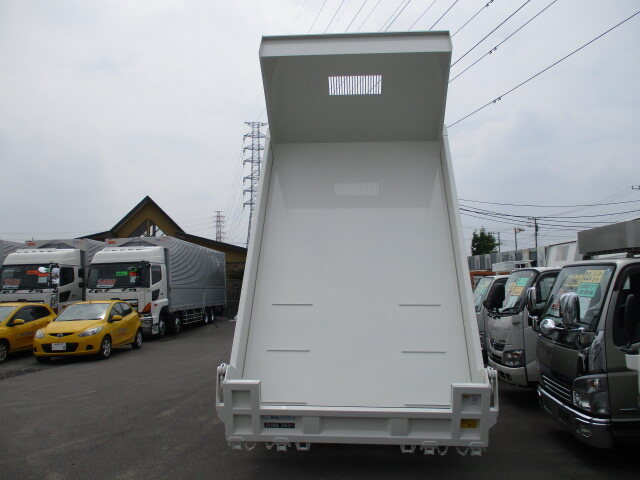 ダンプ中型 日野レンジャー トラック H28 TKG-FD9JDAA