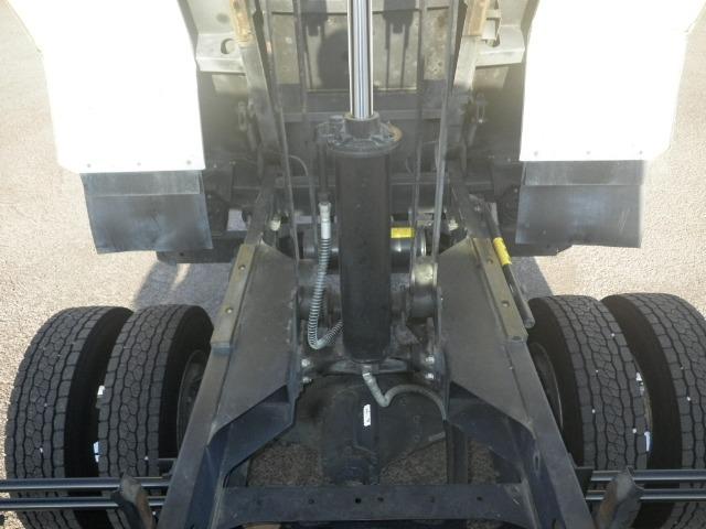 中古 ダンプ中型 日野レンジャー トラック H25 TKG-FC9JCAA