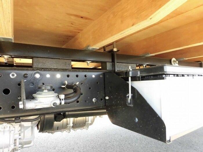 いすゞ エルフ 小型 平ボディ 幌 アルミブロック|画像7
