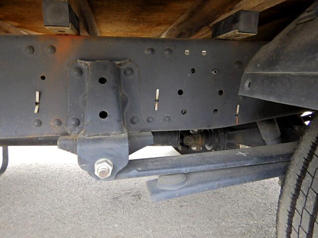 日産 アトラス 小型 平ボディ パワーゲート BKG-APR85AN|シフト AT トラック 画像 ステアリンク掲載