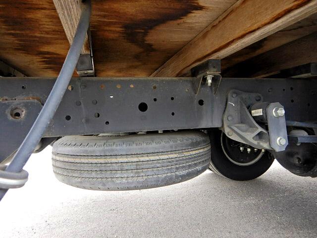 日産 アトラス 小型 平ボディ パワーゲート BKG-APR85AN|タイヤ トラック 画像 トラック市掲載