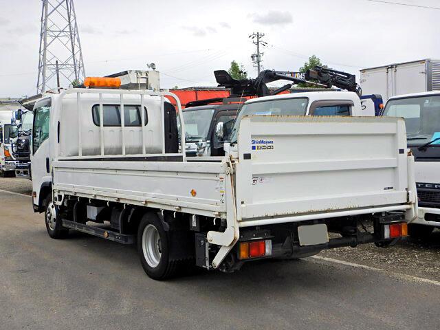 日産 アトラス 小型 平ボディ パワーゲート BKG-APR85AN|型式 BKG-APR85AN トラック 画像 栗山自動車掲載