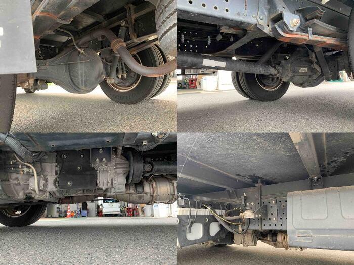 いすゞ エルフ 小型 冷凍冷蔵 低温 床アルミ|シフト AT トラック 画像 ステアリンク掲載