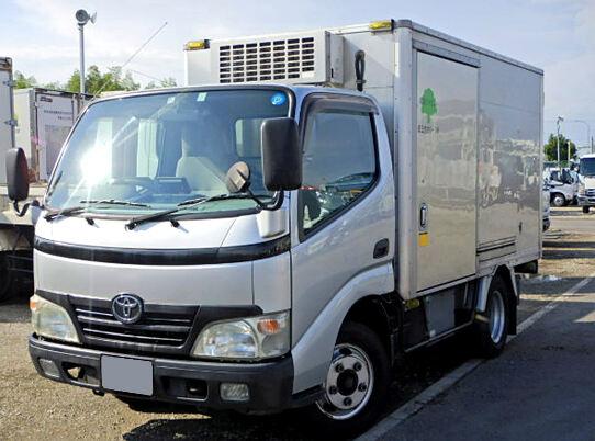 トヨタ ダイナ 小型 冷凍冷蔵 低温 スタンバイ 画像1