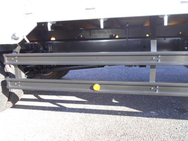 三菱 ファイター 中型 平ボディ 床鉄板 アルミブロック|走行距離 - トラック 画像 トラックランド掲載