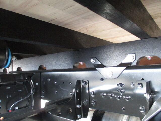 三菱 ファイター 中型 平ボディ ベッド 2KG-FK62F|架装 パブコ トラック 画像 トラックバンク掲載