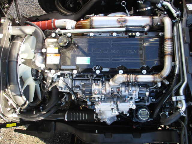 三菱 ファイター 中型 平ボディ ベッド 2KG-FK62F|年式 H31/R1 トラック 画像 トラックサミット掲載