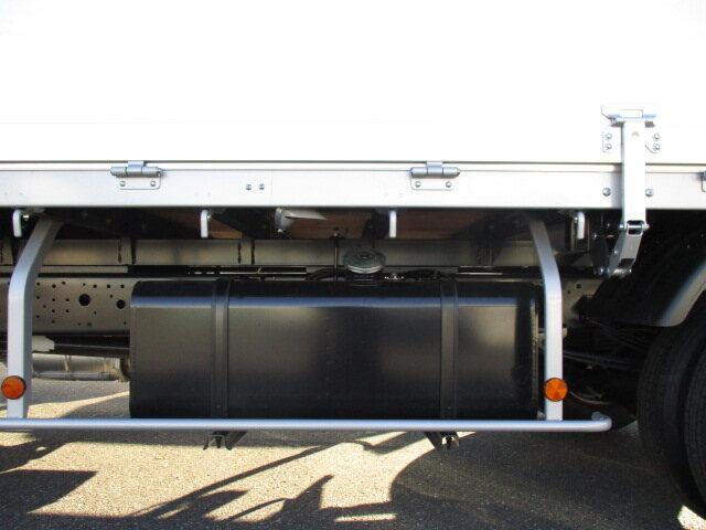 日野 レンジャー 中型 平ボディ アルミブロック ベッド|架装 トランテックス トラック 画像 トラックバンク掲載