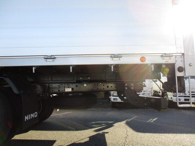 日野 レンジャー 中型 平ボディ アルミブロック ベッド|車検 R3.2 トラック 画像 キントラ掲載