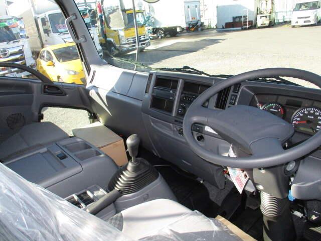 いすゞ フォワード 中型 平ボディ アルミブロック ベッド 画像4
