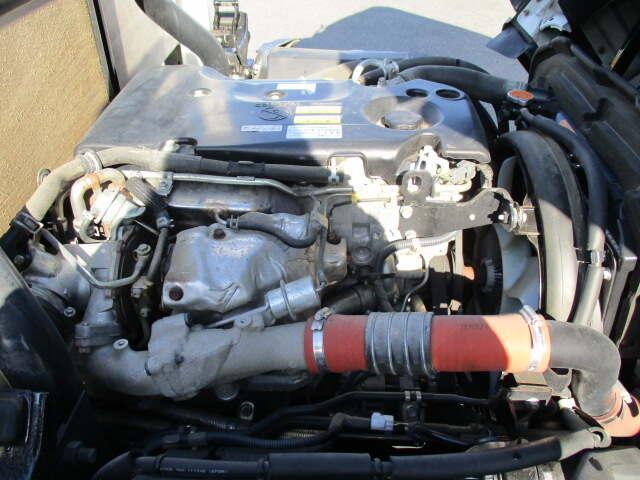 いすゞ エルフ 小型 平ボディ パワーゲート SKG-NNR85AR|走行距離 2.3万km トラック 画像 トラックランド掲載