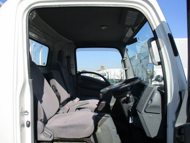 いすゞ エルフ 小型 平ボディ パワーゲート SKG-NNR85AR|リサイクル券 10,540円 トラック 画像 トラック市掲載