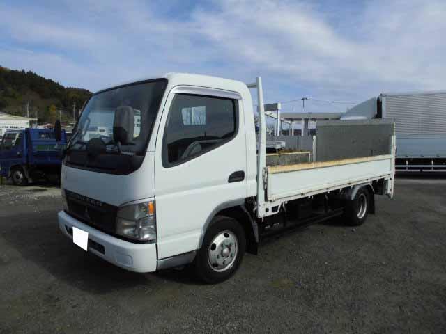 中古 平ボディ小型 三菱キャンター トラック H16 KK-FE82CE