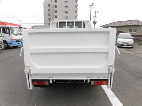 三菱 キャンター 小型 平ボディ Wキャブ パワーゲート|画像5