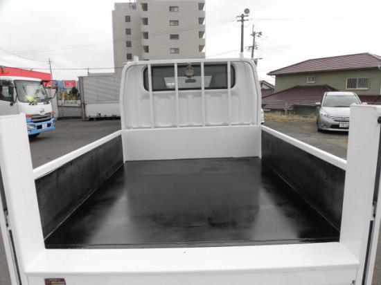 三菱 キャンター 小型 平ボディ Wキャブ パワーゲート|画像3