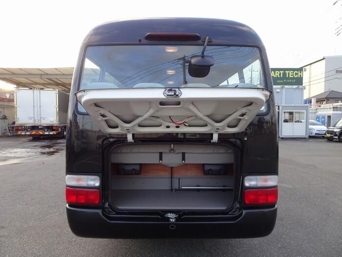 トヨタ コースター 小型 バス マイクロバス SDG-XZB50|トラック 背面・荷台画像 トラック市掲載
