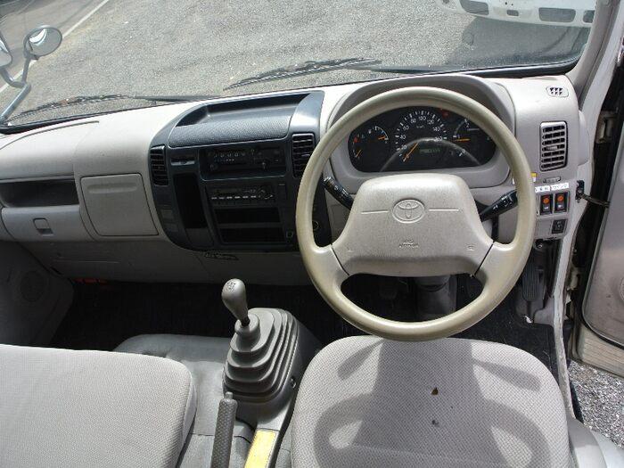 中古 ウイング小型 トヨタダイナ トラック H19 BDG-XZU414