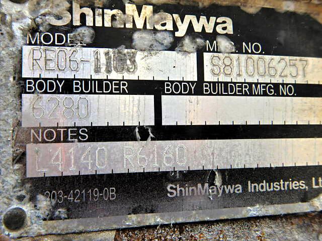 マツダ タイタン 小型 平ボディ パワーゲート アルミブロック|画像20