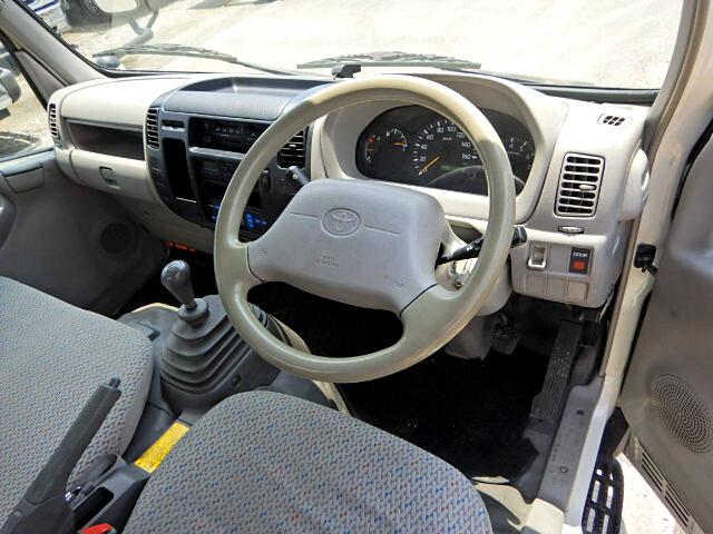 トヨタ トヨエース 小型 冷凍冷蔵 中温 床ステン|積載 1.5t トラック 画像 ステアリンク掲載