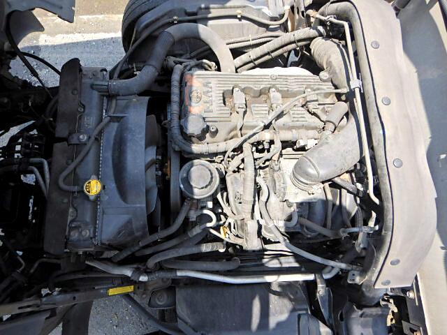 トヨタ トヨエース 小型 冷凍冷蔵 中温 床ステン|運転席 トラック 画像 トラック王国掲載