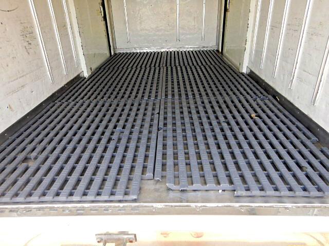 トヨタ トヨエース 小型 冷凍冷蔵 中温 床ステン|フロントガラス トラック 画像 トラック王国掲載