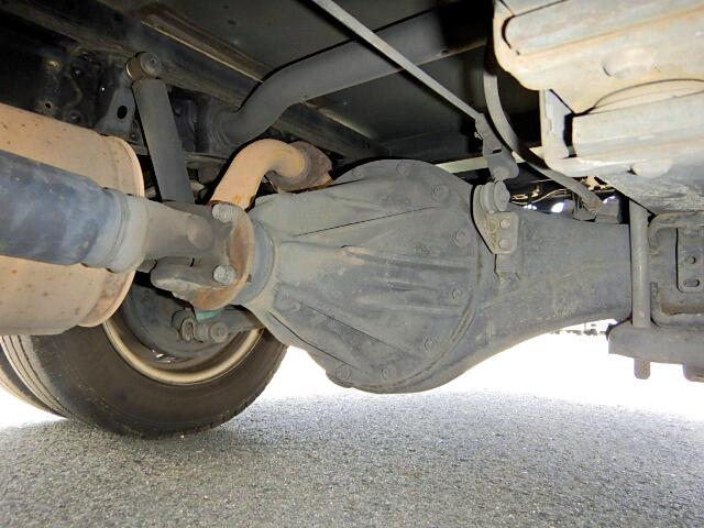 トヨタ トヨエース 小型 冷凍冷蔵 中温 床ステン|タイヤ トラック 画像 トラック市掲載